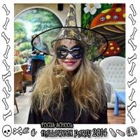 Halloween party 2014. godina