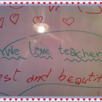 We Love English 2013. godina